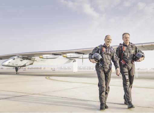 Solar Impulse: жизнь проекта